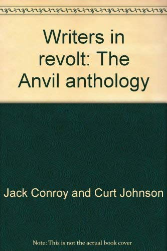 9780882080253: Writers in revolt: The Anvil anthology, 1933-1940