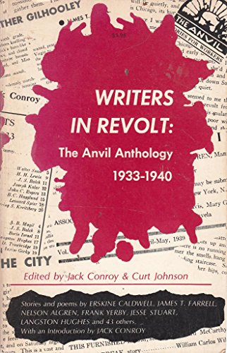 9780882080260: Writers in revolt: The Anvil anthology,