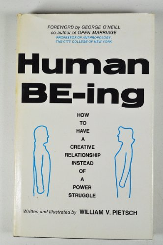 9780882080420: Human Be-ing: How to have a creative relationship instead of a power struggle