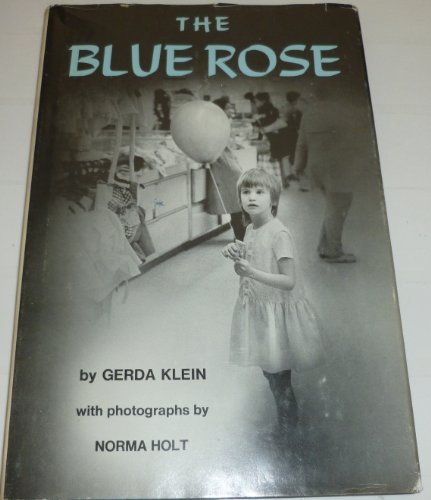 The Blue Rose (SIGNED)