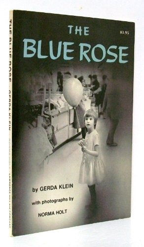 The Blue Rose ( Signed )