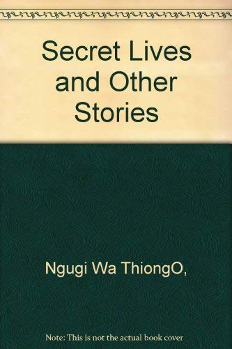 9780882080581: Secret Lives and Other Stories