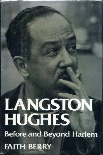 9780882081564: Langston Hughes: Before and Beyond Harlem