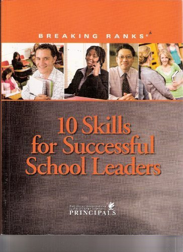 9780882103822: 10 Skills for Successful School Leaders