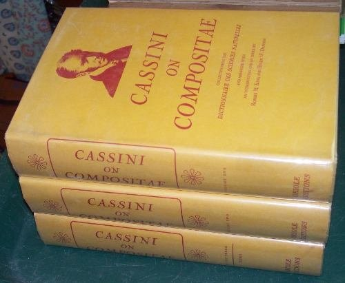 Cassini on Compositae (French Edition): Cassini, Alexandre Henri Gabriel de