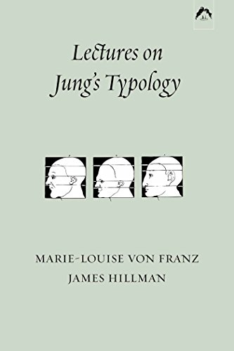 Lectures On Jung's Typology: Franz, Marie-Louise von