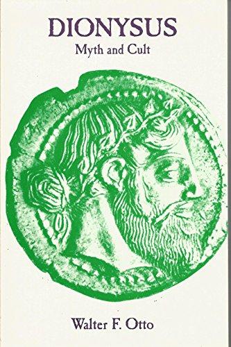 9780882142142: Dionysus: Myth and Cult