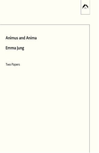 9780882143019: Animus and Anima: Two Papers