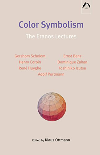 9780882145549: Color Symbolism: The Eranos Lectures
