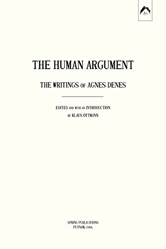 9780882145693: The Human Argument: The Writings of Agnes Denes (Spring Publications)