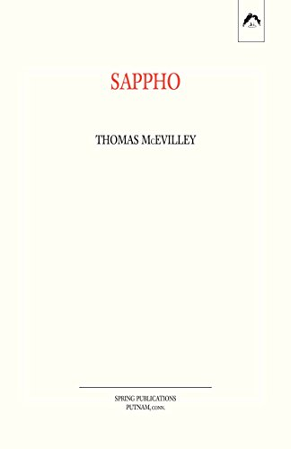 Sappho (0882145746) by Thomas McEvilley