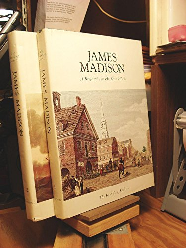 9780882250472: James Madison - A biography in his own words (The Founding Fathers)