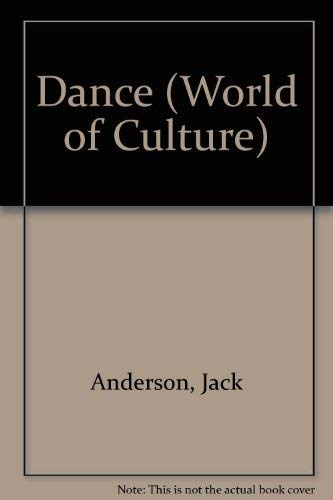 9780882251127: Dance (World of Culture)