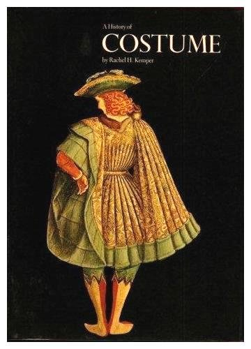 9780882251370: History of Costume (World of culture)