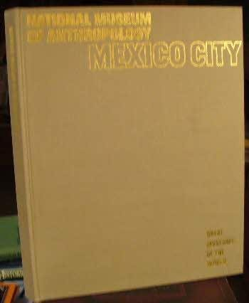 9780882252087: National Museum of Anthropology Mexico City