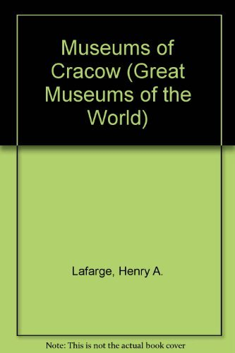 9780882252452: Museums of Cracow (Great Museums of the World) (English and Polish Edition)