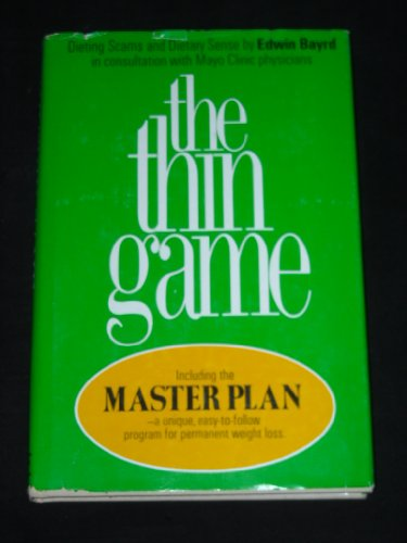 9780882252551: The Thin Game