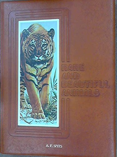 9780882252605: Rare and Beautiful Animals (English and Italian Edition)