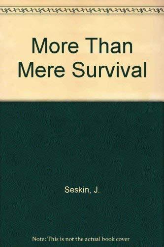 9780882252889: More Than Mere Survival: Conversations With Women over 65