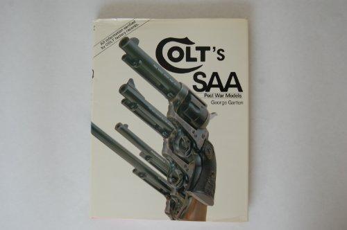 9780882270272: Colt's S.A.A. : Post-War Models