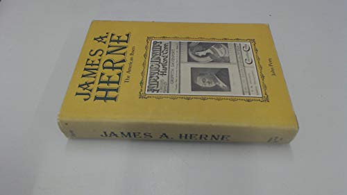 9780882292656: James A. Herne: The American Ibsen