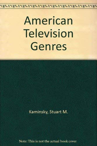9780882298283: American Television Genres (Paperbound Edition)