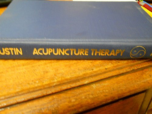 Acupuncture Therapy: Mary Austin; Illustrator-Denis