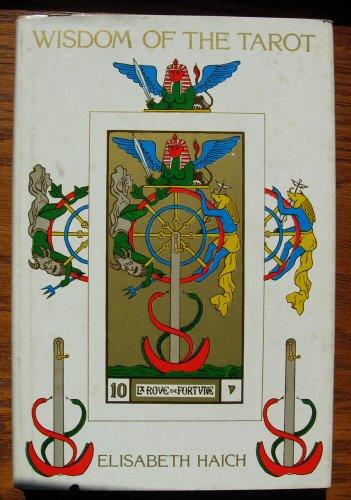 9780882310183: The wisdom of the tarot