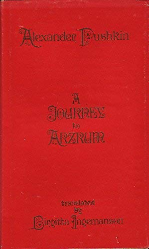 9780882330679: A Journey to Arzrum