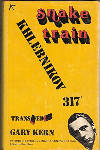 9780882331782: Snake train : poetry and prose