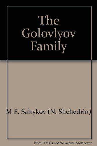 The Golovlyov family: Mikhail Evgrafovich Saltykov