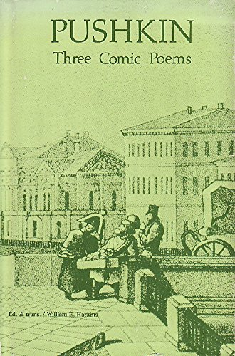 Three comic poems (Sources and translation series of the Russian Institute, Columbia University): ...