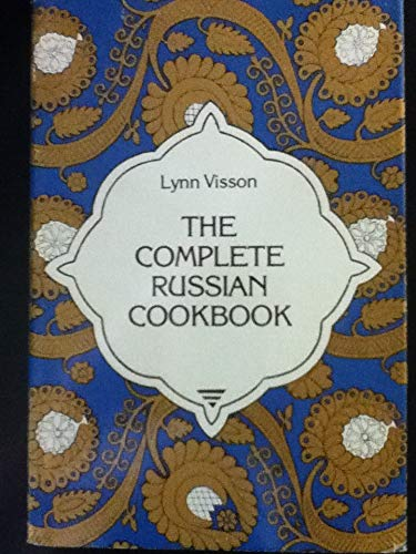 9780882337630: The Complete Russian Cookbook