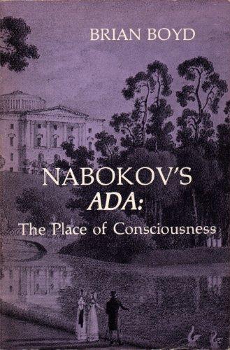 9780882339078: Nabokov's Ada: The Place of Consciousness