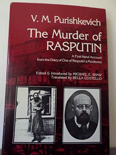 9780882339313: The murder of Rasputin