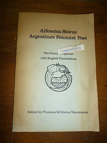 Alfonsina Storni Abebooks