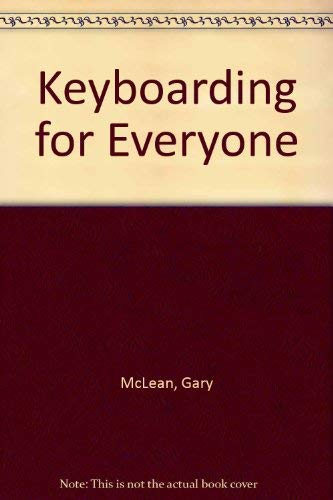 9780882361222: Keyboarding for Everyone
