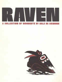 Raven: A Collection of Woodcuts