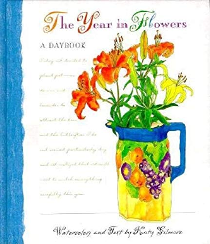 9780882404608: Year in Flowers: A Daybook