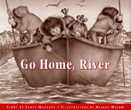 Go Home, River: Magdanz, James