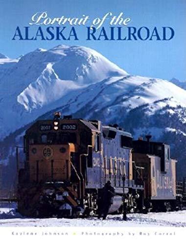 PORTRAIT OF THE ALASKA RAILROAD: Kaylene Johnson
