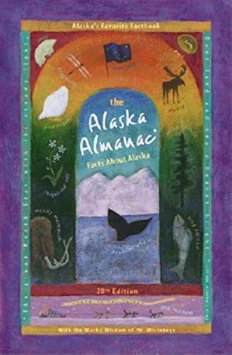 9780882405728: The Alaska Almanac: Facts About Alaska--28th Edition