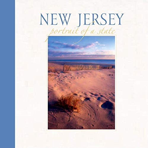 9780882406954: New Jersey: Portrait of a State (Portrait of a Place)