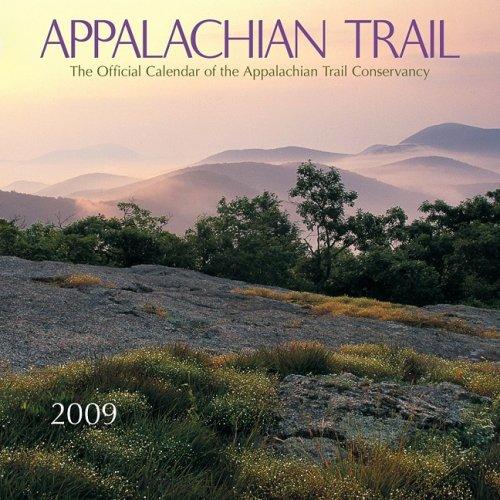 9780882407043: 2009 Appalachian Trail Wall Calendar