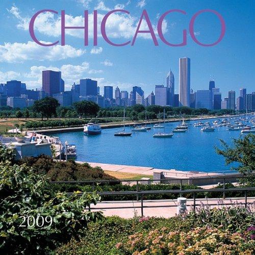 9780882407067: 2009 Chicago Wall Calendar