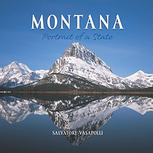 9780882407531: Montana: Portrait of a State (Portrait of a Place)