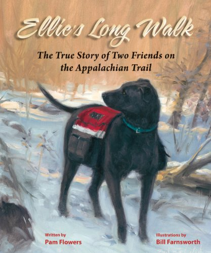 9780882408859: Ellie's Long Walk: The True Story of Two Friends on the Appalachian Trail