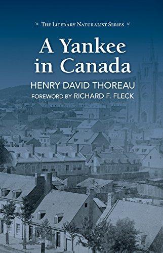 9780882409221: A Yankee in Canada (Literary Naturalist)