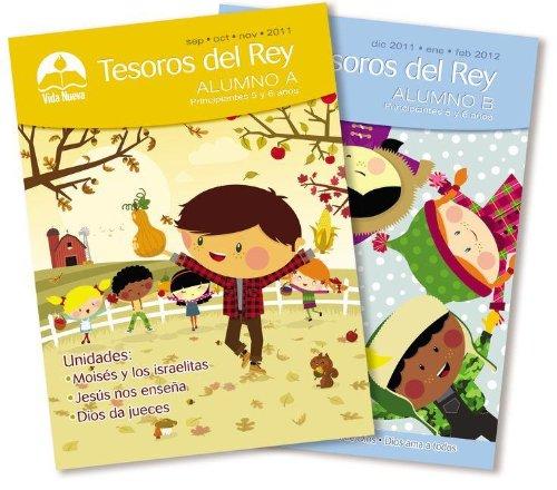 9780882432601: Principiantes: Tesoros del rey alumno, septiembre-febrero (Spanish Edition)
