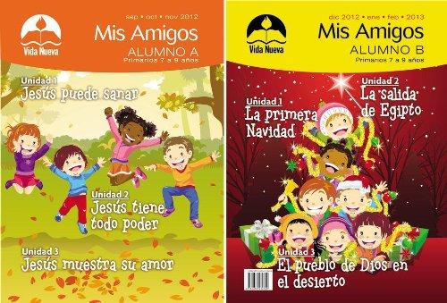 9780882432649: Mis Amigos Alumno Sep-Feb